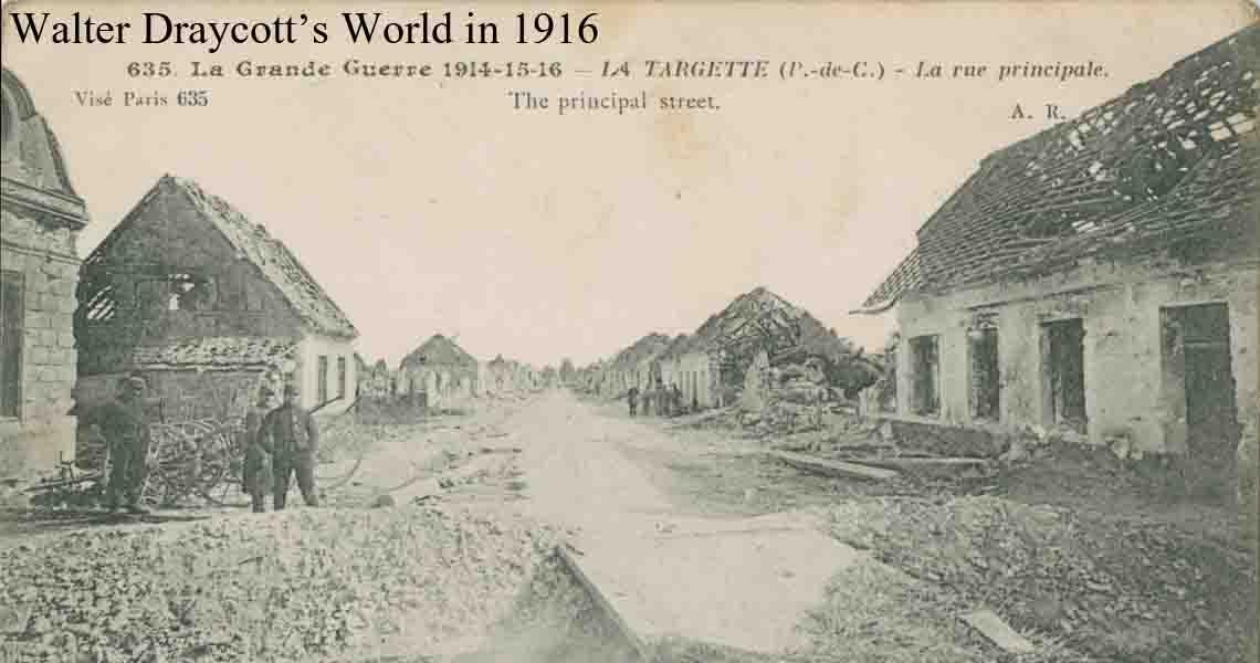 La Grande Guerre – La Targette