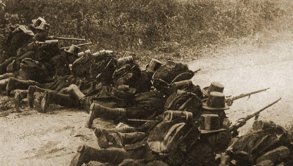 Battle of Liege